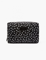 Paul Smith Black Ant-Motif Wash Bag