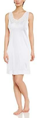 Naturana Women's Emma - Fond de Robe antistatique - Longueur 100 cm Jumpsuit