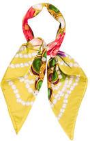 Chanel Bijoux Silk Scarf