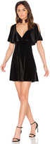 MinkPink Tell Tale Dress in Black. - size M (also in S,XS)