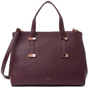 Ted Baker Alexiis Adjustable Leather Tote Bag