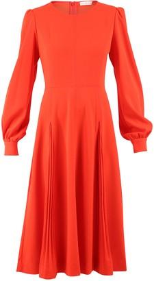 Tory Burch Long Sleeved Dress