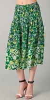 Garden Flower Skirt