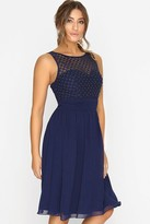 Little Mistress Navy Pearl Prom