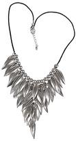 Tribal Leaf Necklace
