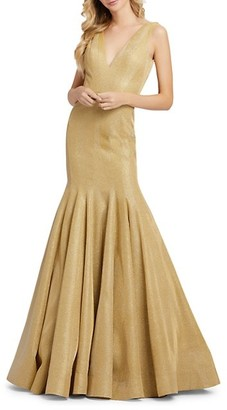 Mac Duggal Sparkle Mermaid Gown