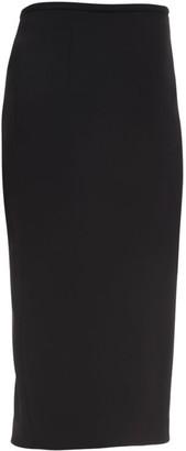 Michael Kors Stretch Wool Pencil Skirt