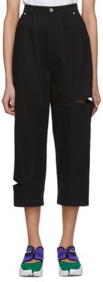 Perks And Mini SSENSE Exclusive Black Bri Bri Jeans