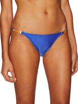 Vix Paula Hermanny Solid Detail Bikini Bottom
