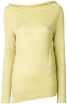 Jil Sander roll neck sweater