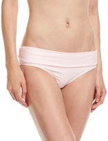 Luxe by Lisa Vogel Premier High-Waist Banded Swim Bottom