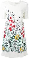Goat wildflower print dress - women - Viscose/Elastodiene/Acetate/Polyester - 6