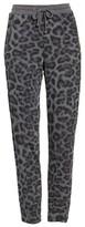 Splendid Women's Leopard Print Jogger Pants