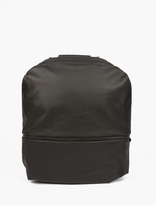 Cote & Ciel Black Eco-yarn Meuse Backpack