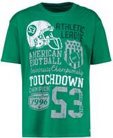 Kitaro Print Tshirt Green