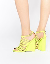 Asos Headland Caged Wedges