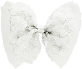 Monsoon Sequin Lace Bow Clip
