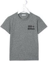 Dolce & Gabbana logo chest patch T-shirt