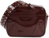 Rag & Bone Flight Mini Patent Leather Shoulder Bag