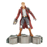 Disney Star-Lord Action Figure - Guardians of the Galaxy - Marvel Select - 7''