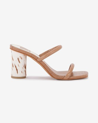 Express Dolce Vita Noles Heeled Sandals