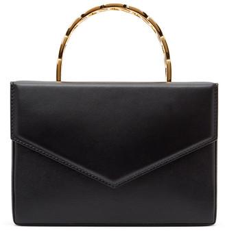 Amina Muaddi Black Pernille Bag