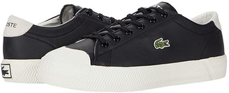 Lacoste Gripshot 0120 1 CFA (Black/Off-White) Women's Shoes