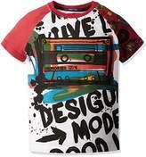 Desigual Boy's TS_OSKAR T-Shirt