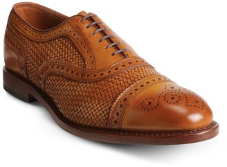 Allen Edmonds Strand Weave Toe Oxford