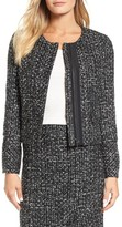 Women's Emerson Rose Bell Cuff Tweed Suit Jacket