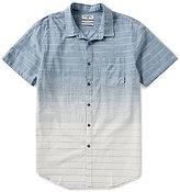 Billabong Faderade Striped Short-Sleeve Shirt
