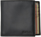 Paul Smith Multi-stripe billfold wallet