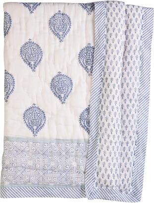 Malabar Baby Handmade Crib Quilt