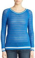 Context Tennis Sweater