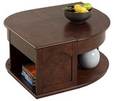 Progressive Sebring Coffee Table Double Lift-Top - Medium Ash Furniture