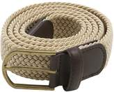 M&Co Natural Woven Stretch Belt