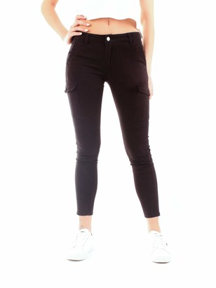 Calvin Klein Jeans Women's Skinny Cargo Pants