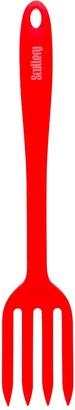 Scullery Kolori Silicone Fork Spatula 27.5cm Red