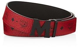 MCM Men's Reversible Signature Belt