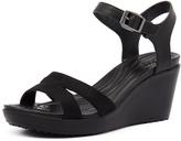 Crocs Leigh II Black/Black