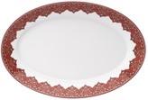Williams-Sonoma Williams Sonoma Deshoulieres Dhara Red Platter