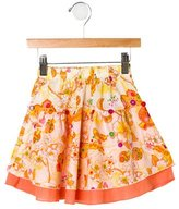 Catimini Girls' Embellished Skirt