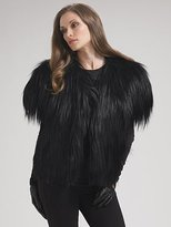 sherry cassin Goat Hair Jacket
