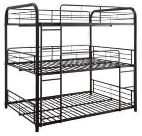 ACME Furniture Cairo Triple Full Bunk Bed