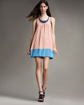 MARC by Marc Jacobs Dia Mix Jersey Dress
