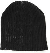 Plush Thermal Two Toned Beanie