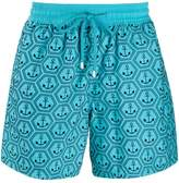 Vilebrequin anchor print swim shorts