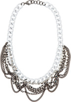 Reiss Angelique CHUNKY CHAIN NECKLACE