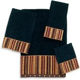 Avanti Odele Bath Towels in Black
