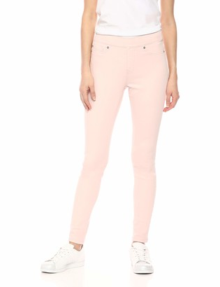 Amazon Essentials Women's Colored Skinny Pull-On Jegging
